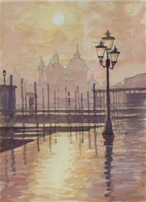 Painting Perspective Depth Distance In Watercolour 1000 images about atmospheric perspective on