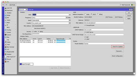 Mikrotik Router Os manual upgrading routeros mikrotik wiki