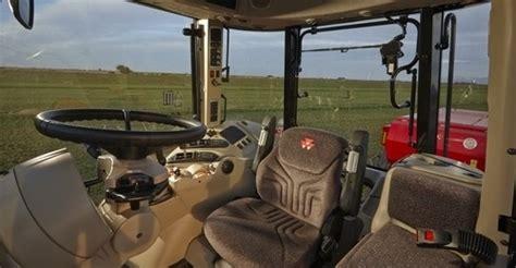 Ferguson Interiors by Massey Ferguson 5613 100hp Tractor Maple