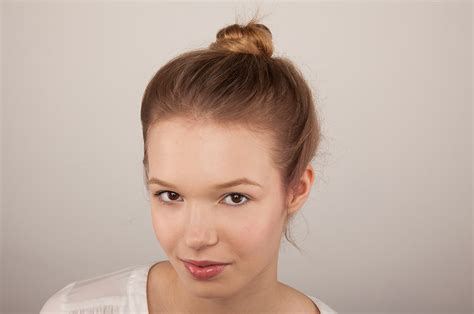 hair into small buns once dry remove buns and finger brush your hair the best way to air dry your hair hair world magazine