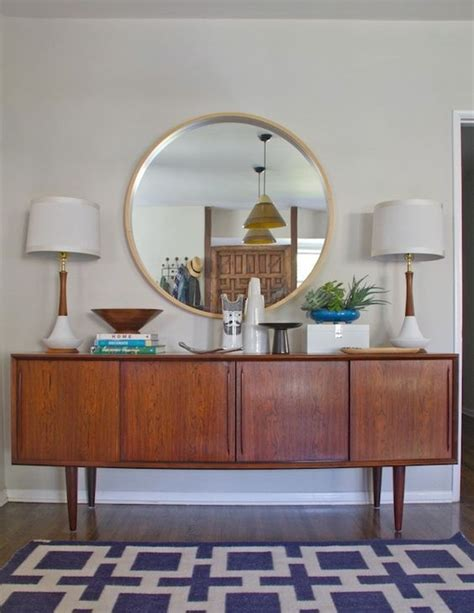 Credenzas Dining Rooms And Dining Room Mirrors On Pinterest Buffet Mirrors Dining Room