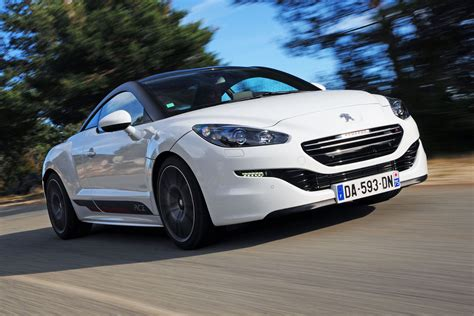 peugeot rcz r review price and specs pictures evo