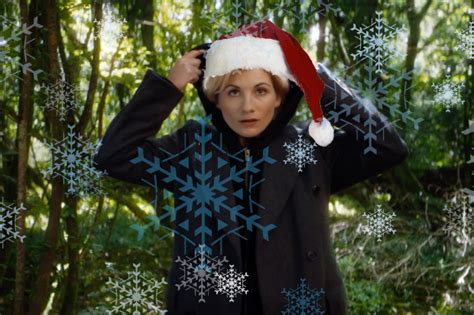 doctor   christmas special  evidence suggests jodie whittaker  star   festive
