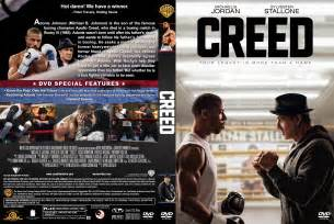 creed dvd cover label 2016 r1 custom