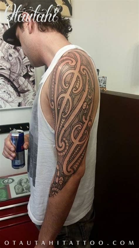 tattoos new zealand tribal otautahi tattoo queenstown auckland ta moko tamoko