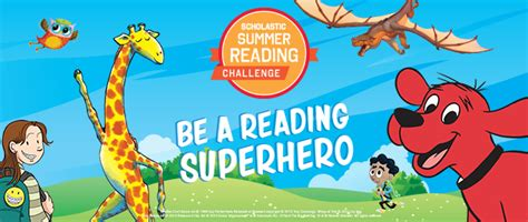 scholastic summer reading challenge keep your reading all summer parents