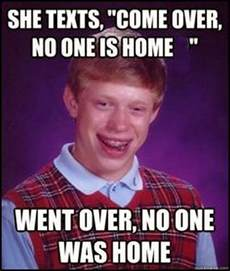 Bad Luck Brian Meme - chuck s fun page 2 bad luck brian the meme