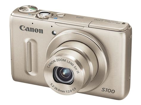 camara canon s100 canon s100 review techradar