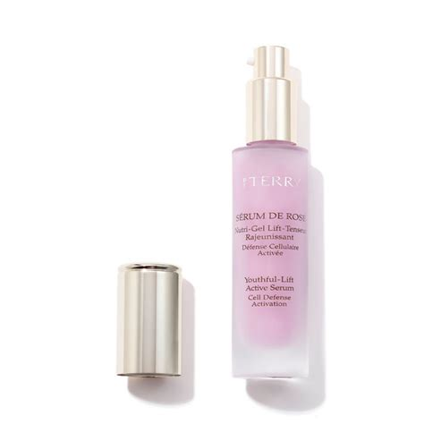by terry mascara terrybly terrybleu found on polyvore this ultra concentrated rose gel lifts skin boosts