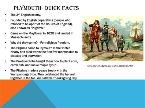 biography quick facts ppt livin life in roanoke jamestown and plymouth