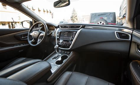 nissan murano interior 2016 2015 nissan murano cars exclusive videos and photos updates