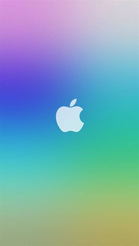 wallpaper for iphone 6 rainbow rainbow apple logo ios7 lockscreen iphone 5 wallpaper hd