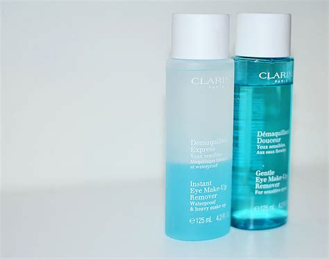 Clarins Instant Eye Make Up Remover 50ml review clarins instant eye makeup remover gentle eye makeup remover forever uk