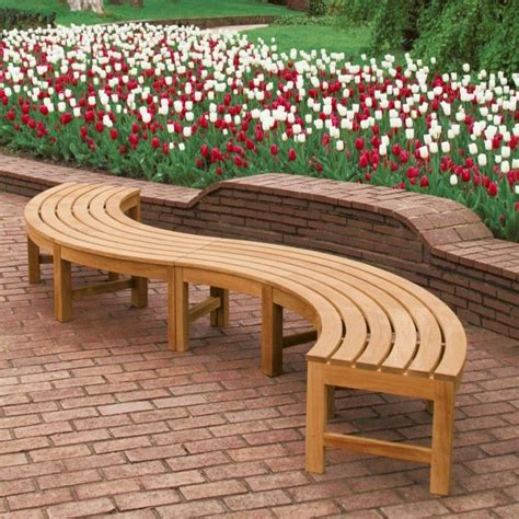 curved outdoor patio furniture curved outdoor bench outdoor garden benches hanlonstudios series of home design curved benches