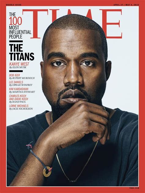 time 100 most influential people time magazine declares kanye west one of the 100 most