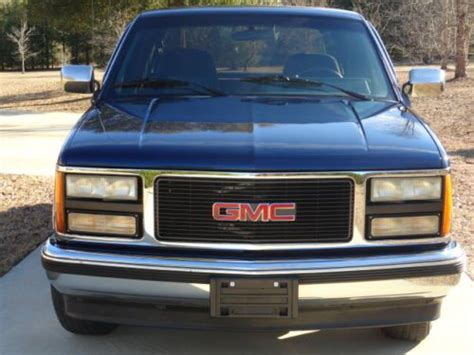how cars run 1993 gmc 1500 club coupe user handbook purchase used 1993 gmc 1500 sierra sle club coupe in newton alabama united states