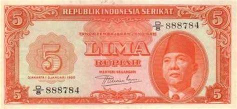 Mata Uang Lama 25 Sen Thn 1952 Dan 100 Rupiah 1978 mengenang sejarah rupiah di indonesia artikel rupiah