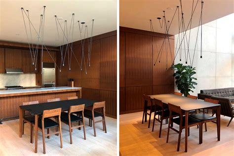 la iluminacion configurable de vibia crea espacios de