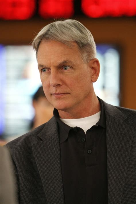 Whats With Jethro Gibbs New Look On Ncis | gibbs look season 9 episode 16 when a high level