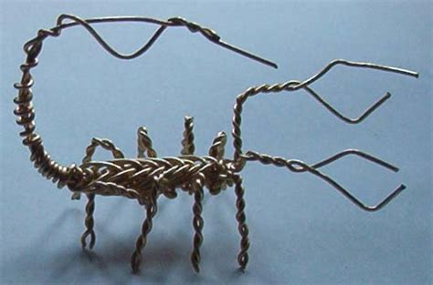Wire Origami - the origami forum view topic twisted wire