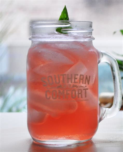Cocktail Made With Southern Comfort southern comfort