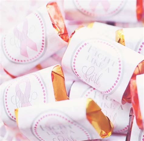 Hersheys Is Thinking Pink by Breast Cancer Awareness Fundraiser Ideas Photo 1