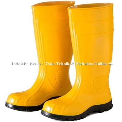 Sepatu Boot Safety Shoes Prialeatherblackc 081 sepatu safety boot pvc design bild