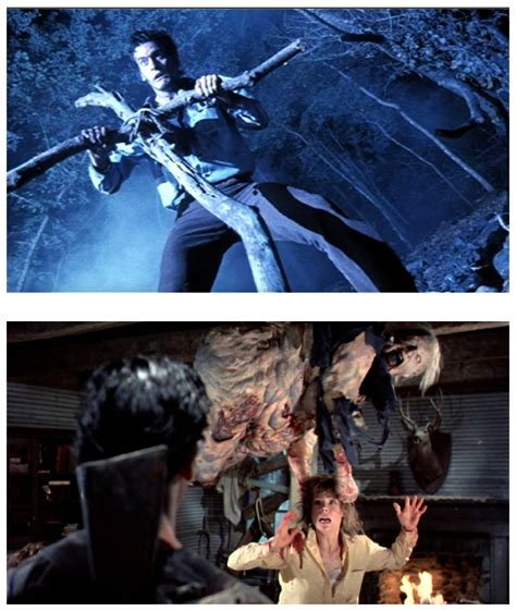 film evil dead review film review evil dead ii dead by dawn 1987 hnn
