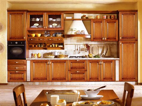 Laminated Kitchen Cabinets Hpd352   Kitchen Cabinets   Al