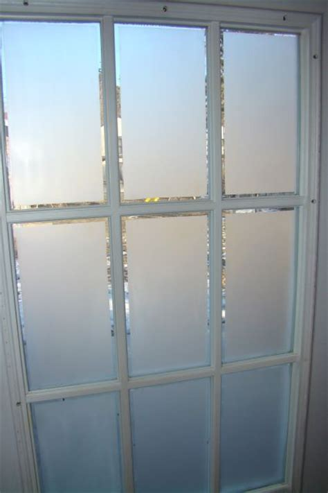 Frosted Glass On French Doors Frosted Glass Frosting Northeast Glass Window Door Company