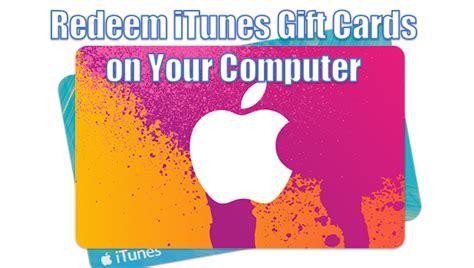 How To Un Redeem Itunes Gift Card - comment utiliser itunes cadeau cartes 224 l aide de votre ordinateur websetnet