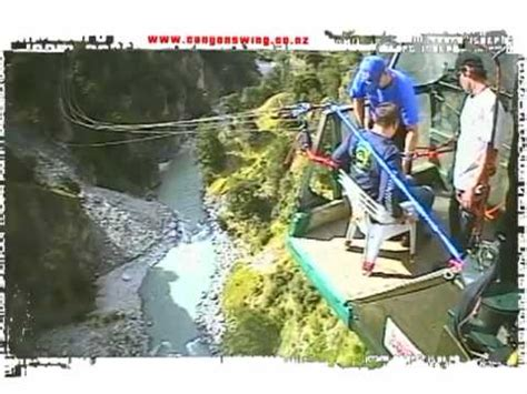 Bungee Jumping Chair - bungy jump 2 chair of