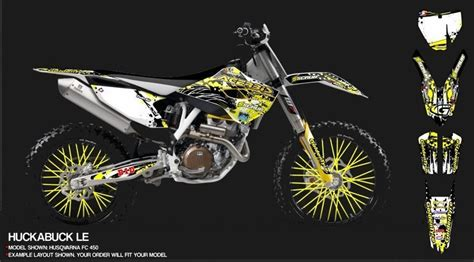 Husqvarna 701 Dekor by Husqvarna Dekore Mx Kingz Motocross Shop
