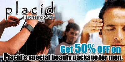 haircut coupons mumbai placid hair and skin solutions offers and discounts