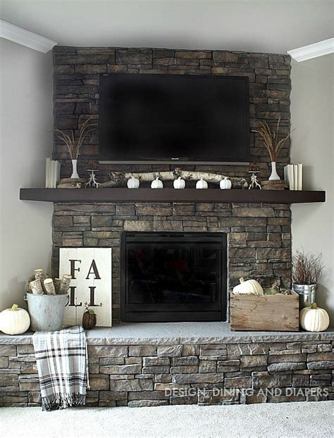 how to build a corner fireplace mantel and surround diy fall mantel decor ideas to inspire landeelu
