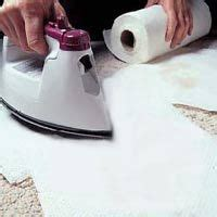 How Do You Remove Candle Wax From Furniture by 1000 Ideas About Removing Candle Wax On