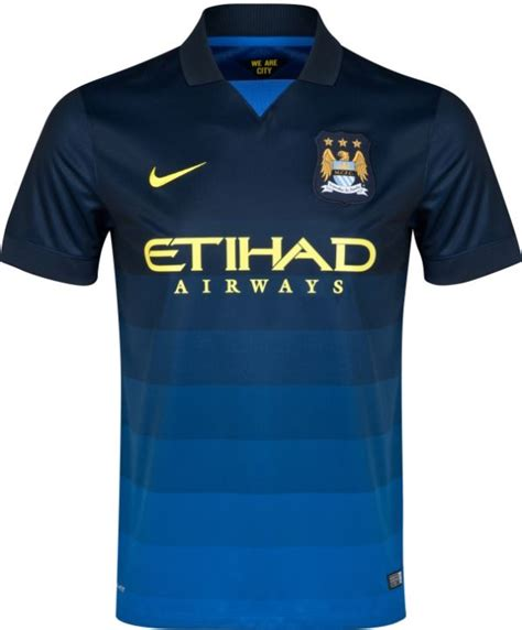 Kaos Kerahbajupolo Shirt Nike Honda flagwigs new manchester city away jersey shirt kit 2014 201 flagwigs