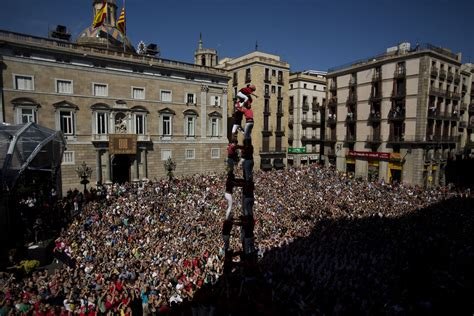 Anger In Spain At Migrant Models by Human Towers In Spain Endurance Motorcycle Race Migrant