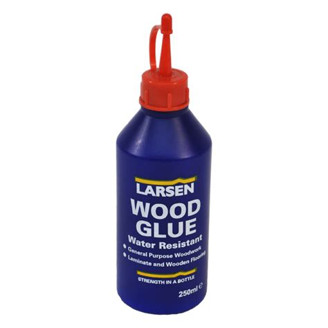 woodworking glues larsen building products bonding filling sealing