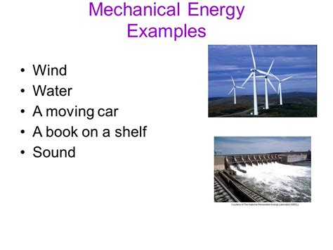 Mechanical Energy Examples