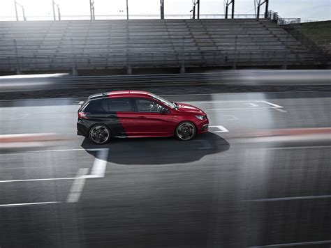 peugeot sports new peugeot 308 gti by peugeot sport discover the