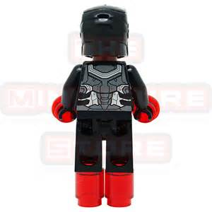 war machine lego war machine marvel civil war lego minifigures 76051 the