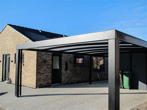 Design Carport Stahl by Design Carport Im Kubus Format Cartop