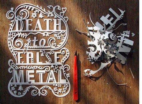 Handmade Typography - handmade typography