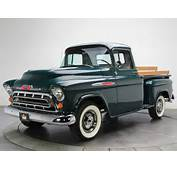 1957 Chevrolet Pickup  Information And Photos MOMENTcar