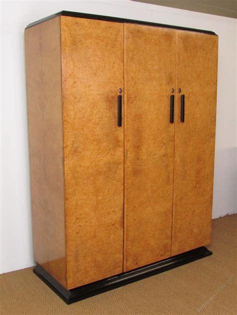 Cabinet Shops Hiring by Deco Burr Maple Wardrobe Bath Cabinet Makers