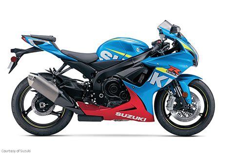 Suzuki Gsx R600 Specs 2016 Suzuki Gsx R600 Motorcycle Usa