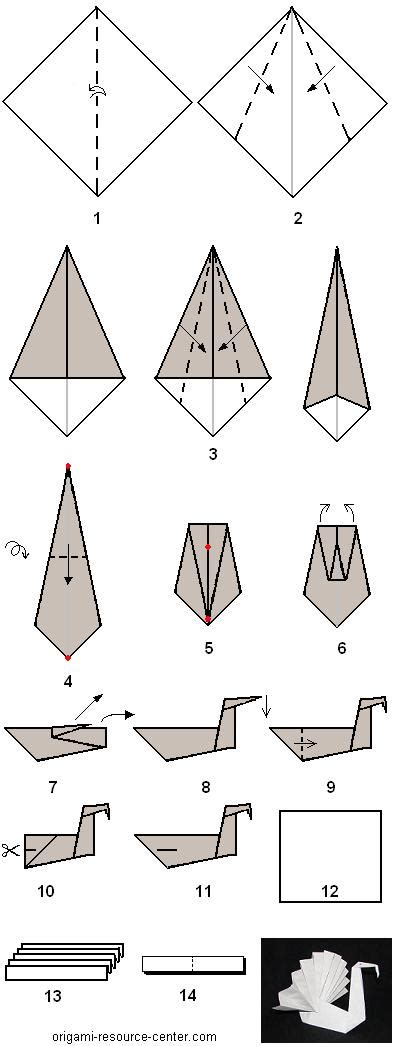 Printable Origami Turkey Instructions | easy kid origami 171 embroidery origami