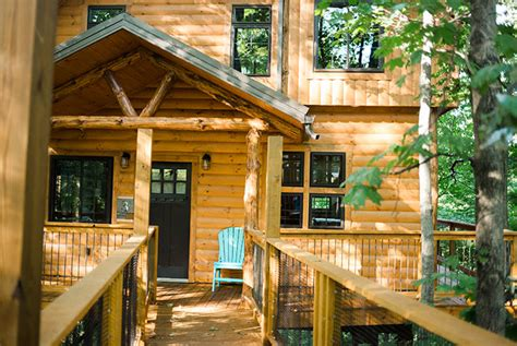 treehouse cabins in berlin ohio a family favorite amish country lodging treehouses