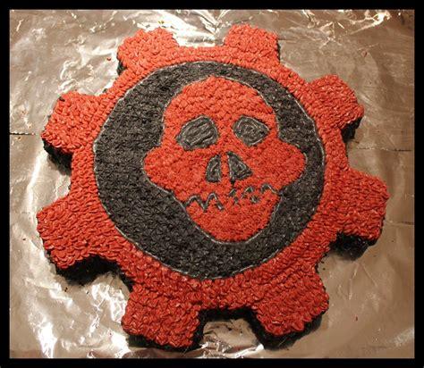 gears of war birthday cake from sweet dreams bakery tennessee gears of war birthday cake by miss star bucket on deviantart